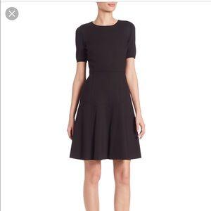 Elie Tahari Maria fit & flare dress